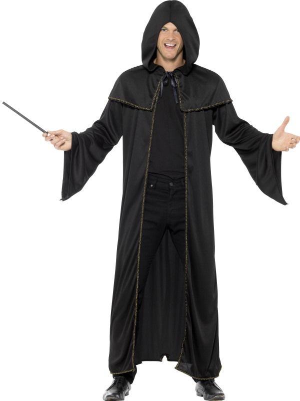 Plášť - Čaroděj - (84-D) Smiffys