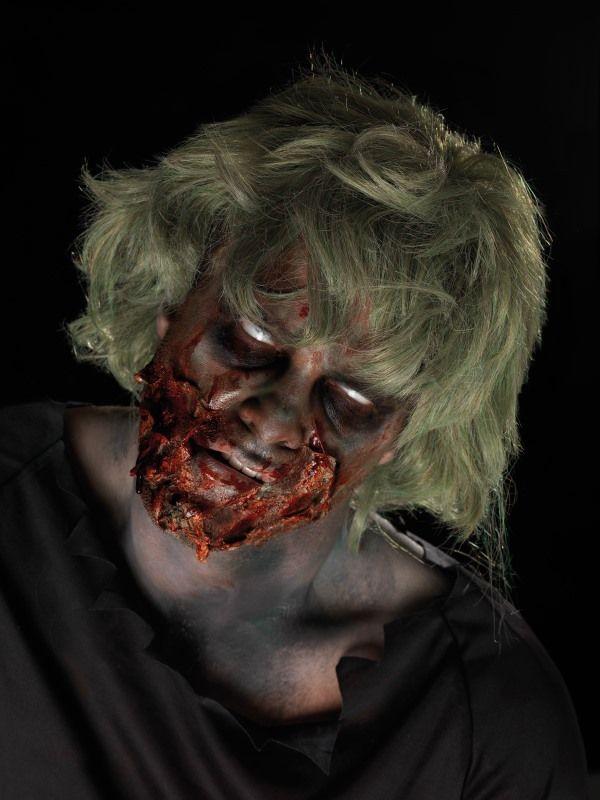 Líčidlo - Zombie (14-B) Smiffys.com