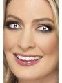 Oční čočky - krvavé stříkance - (74D)