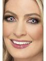Oční čočky - RIM  červené  (74D)
