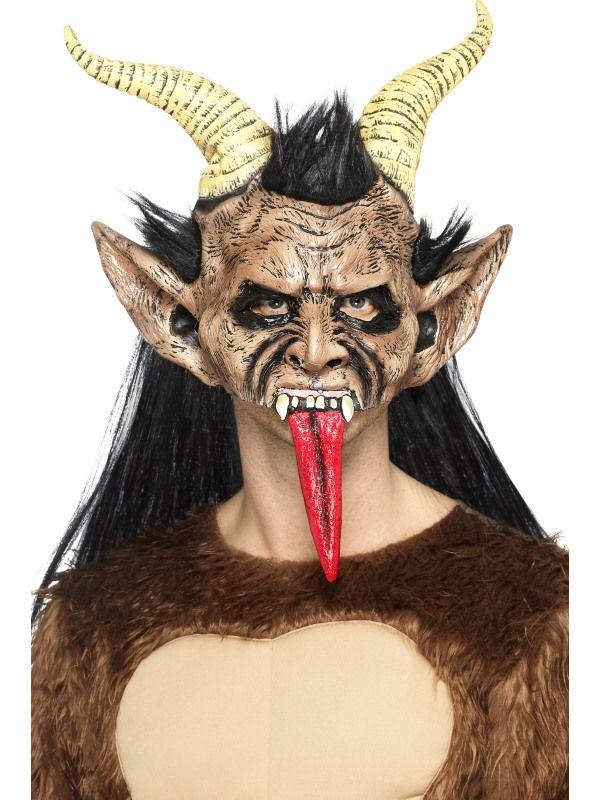 Maska Krampus (89,124) Smiffys.com
