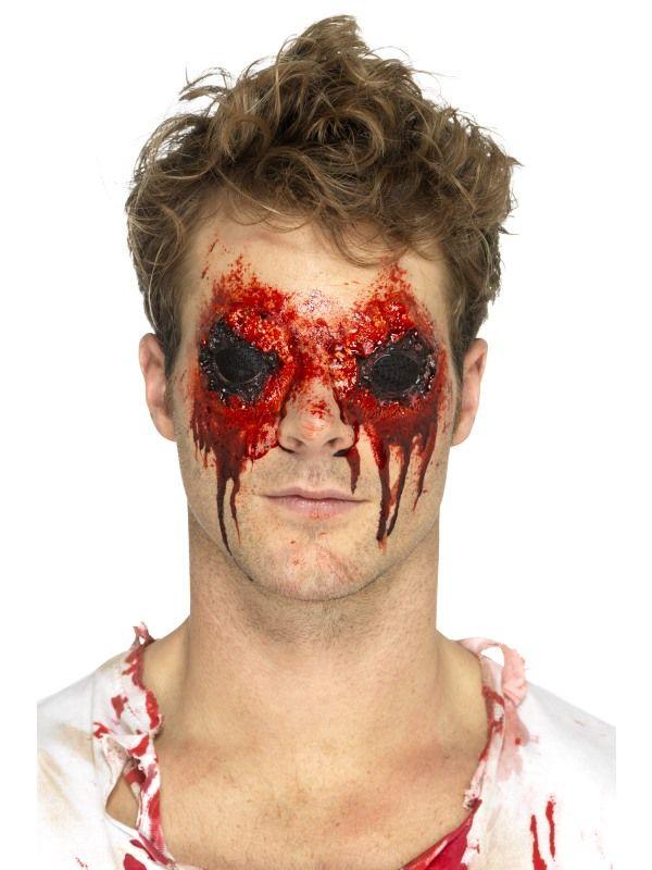 Hororové oči - latex (13-C) Smiffys.com