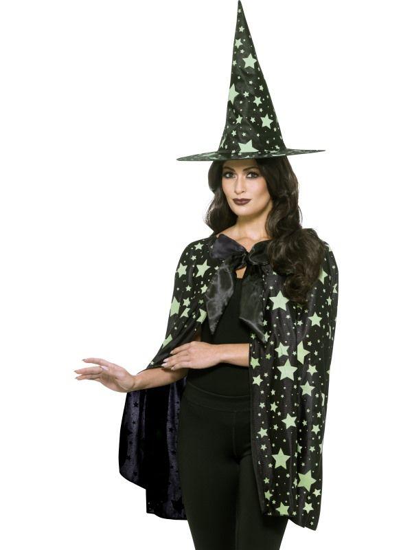 Plášť - Sada čarodějnice (84-D) Smiffys.com