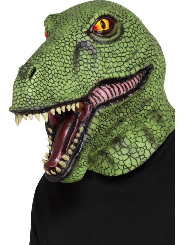 Maska - Dinosaurus (89) Smiffys.com