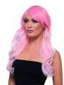 Paruka - Fashion ombre - růžová
