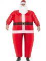 Kostým  Santa - nafukovací