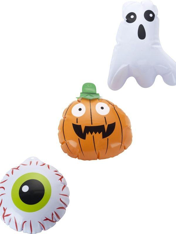 Balónky Halloween - 3ks (12) Smiffys