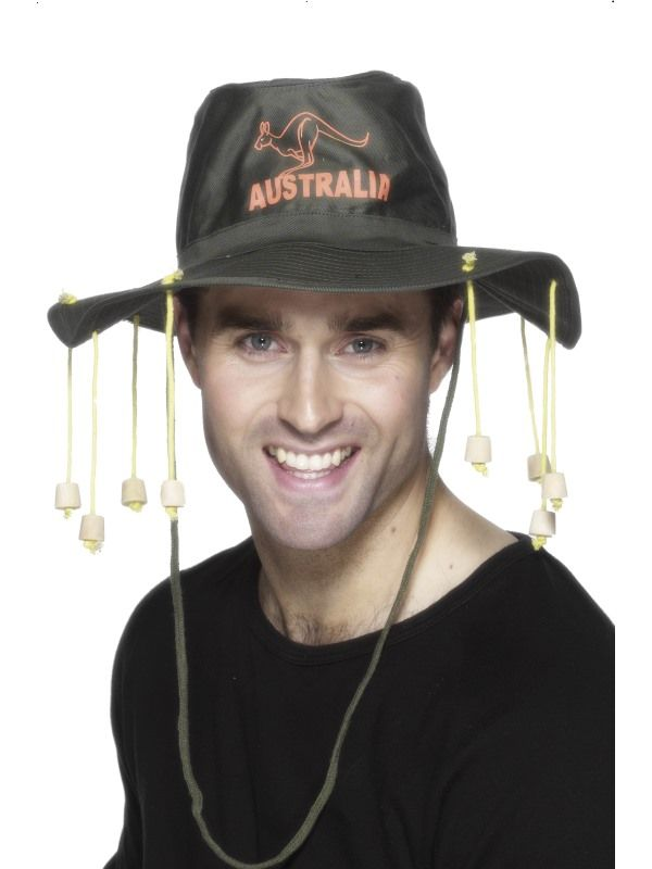 Klobouk Austrálie (112) Smiffys.com