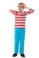 Dětský kostým - Kde je Wally? - T