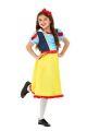 Dětský kostým - Sněhurka - M (85-D)