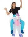 Dětský kostým - Jednorožec  - nosič