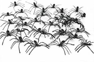 Pavoučci - 144 ks , 2cm (92) Erfurth.cz