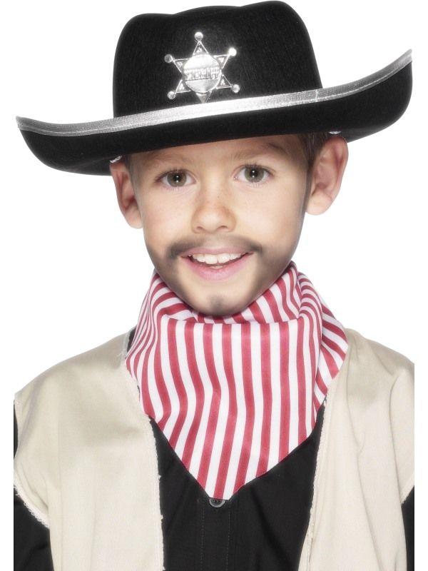 Klobouk šerif dětský (114-D) Smiffys.com