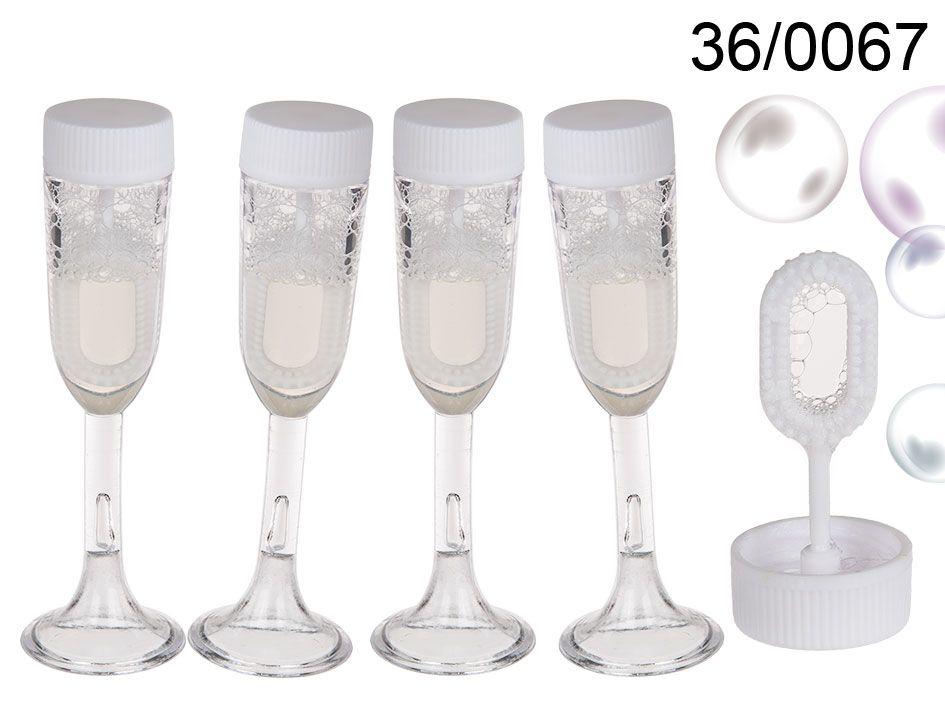 Bublifuk - Šampaňské 16ml 4ks (70-C) ootb.de