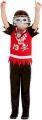 Dětský kostým - Ragbista Zombie - M.