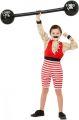 Dětský kostým -Vzpěrač  - S