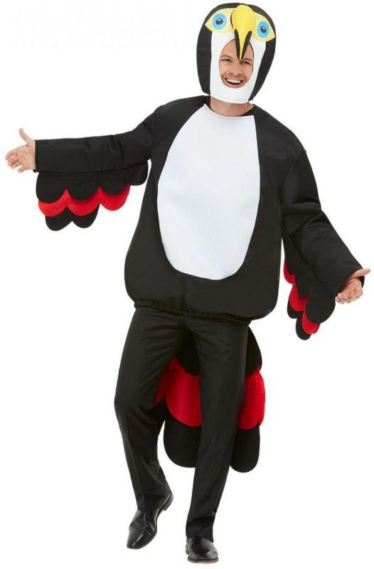 Kostým - Papoušek Smiffys.com