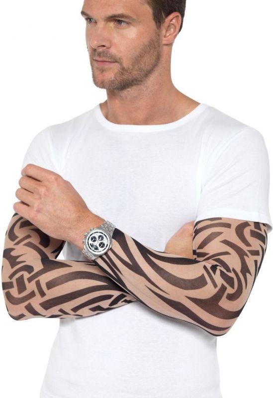 Tetování rukávy - 2ks (16-E) Smiffys.com