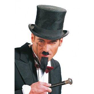 Vousy černé profesor (58) Dreck