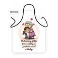 Zástěra - Babiččiny jídla jsou nejlepší,...(17-E)