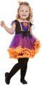 Dětský kostým - Dýně - čarodějnice - T1 (57)