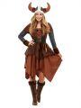 Kostým - Viking - žena - M