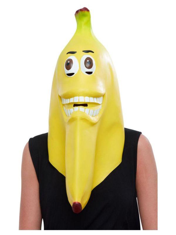 Maska - Banán (89) Smiffys.com
