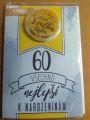 Přání - s plackou 60  pro ženu