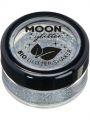 Třpytky na tělo - Moon Glitter Bio Glitter Shakers- stříbrné  5g