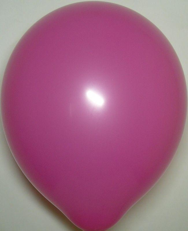 Balónek - Tmavě růžový (12-E) Globos