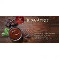 Čokoláda - K Svátku  (74-H)