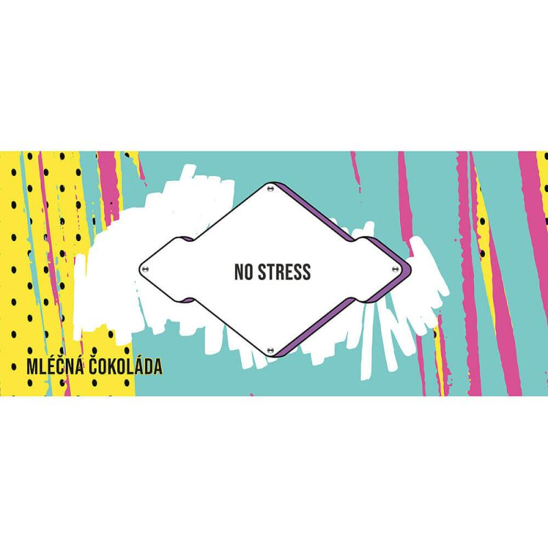 Čokoláda - No Stress (74-H) Mediabox