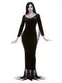 Kostým - Addams Family Morticia - X1
