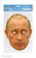 Maska - Vladimír Putin - papír