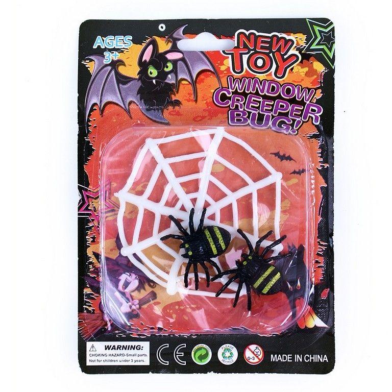 Pavučina s pavouky (81-H) Rappa