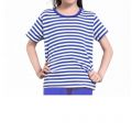 Tričko - námořnické dětské (7-D)