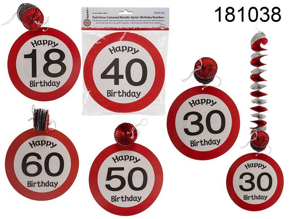 Značka k narozeninám 40 (12-I) ootb.de