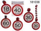 Značka k narozeninám 50 (12-I)