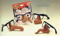 Brýle s nosem  (48-B)