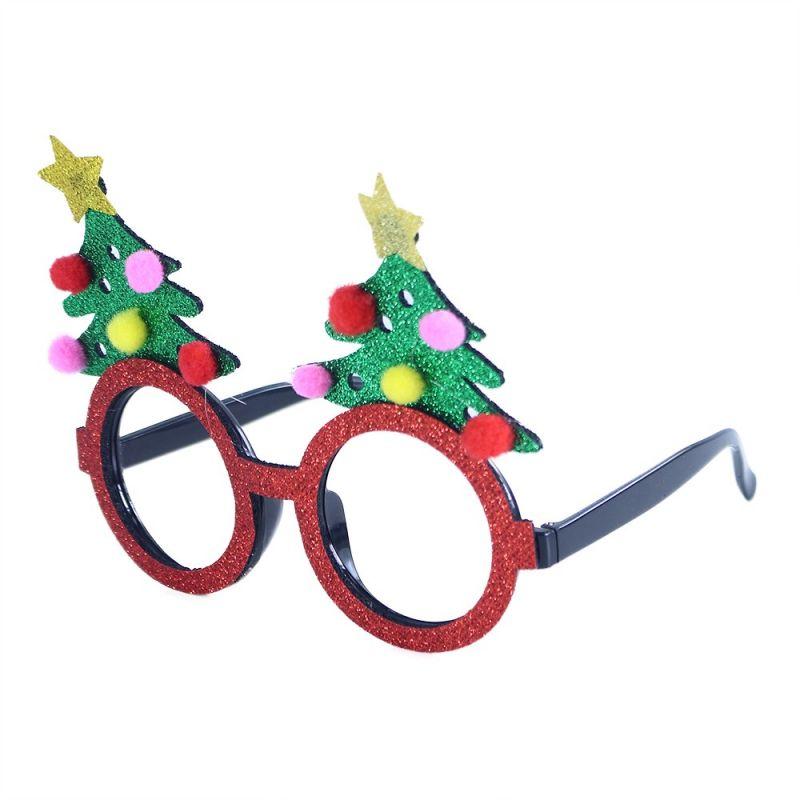 Brýle vánoční stromeček (48) Rappa