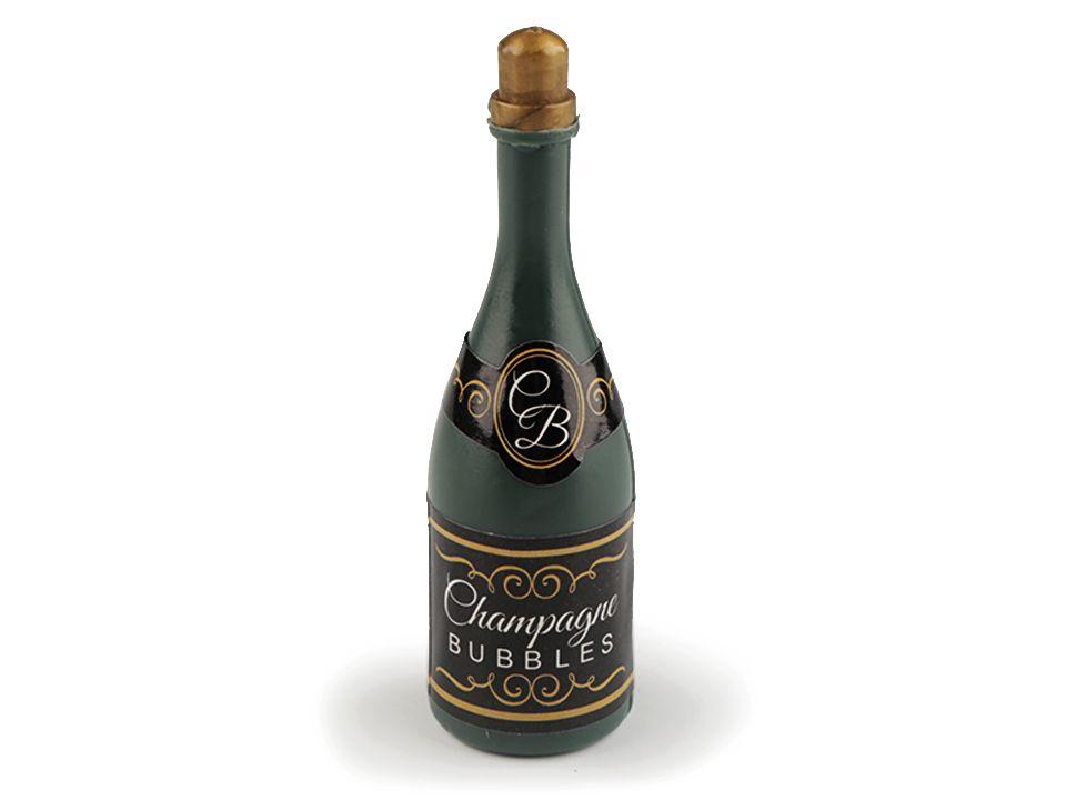Bublifuk - šampaňské - 1kus (70-D) Stoklasa