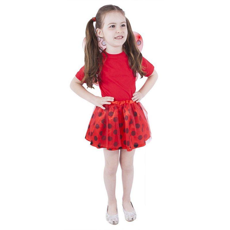 Dětský kostým - beruška (109) Rappa