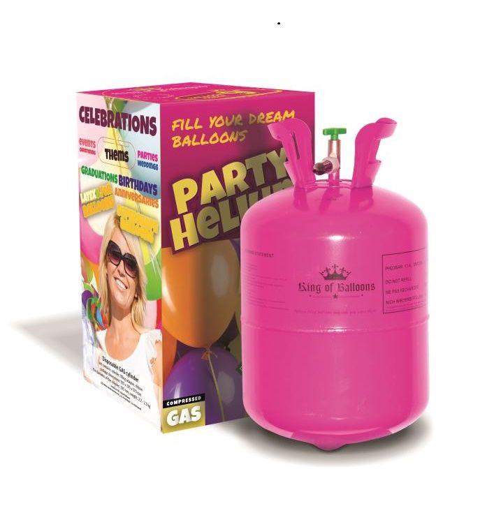 Helium - bez balónků na 20 ks (76-A) Tarra