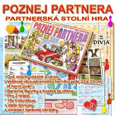 Hra - Poznej partnera (71-B) Divja