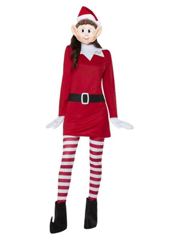 Kostým - Elf Elves - M Smiffys.com