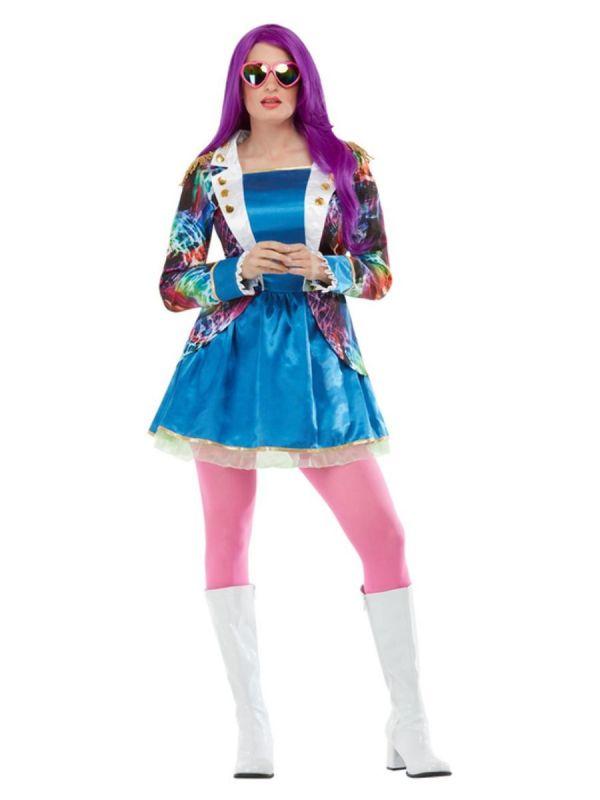 Kostým - Fiesta šaty - S Smiffys.com