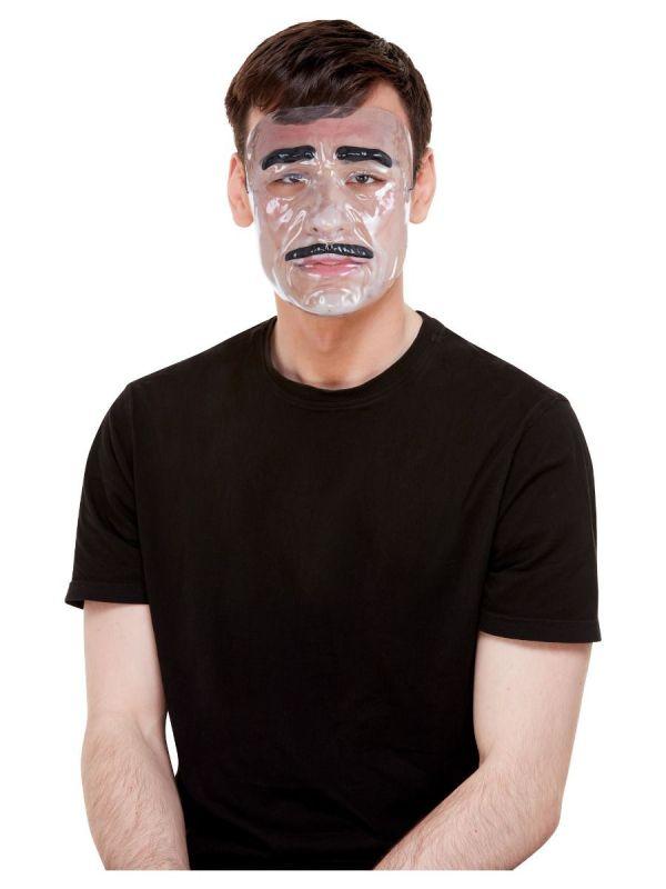 Maska - Transparentní Smiffys.com
