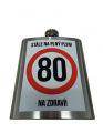 Placatka - 80 stále na plný plyn  (70-H)