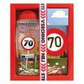 Sada vše nejlepší - 70 let  (76-D)