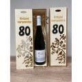 Dárková krabice na víno - 80
